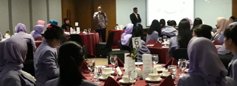 Kegiatan Table Manner